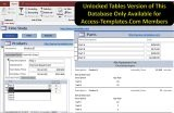 Time Study And Work Measurement Software Database For Ms Access