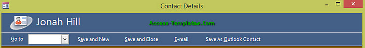 Desktop Contact Management 2
