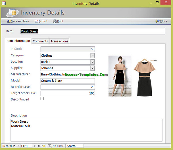 Inventory management for small business access database templates inventory management for small business 1 maxwellsz