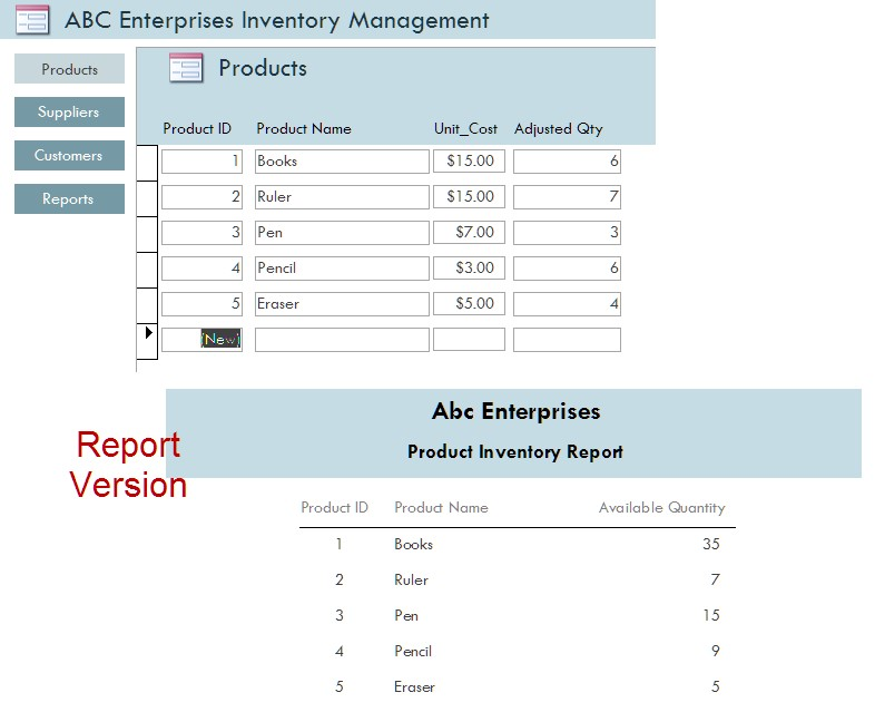 inventory management system for small business